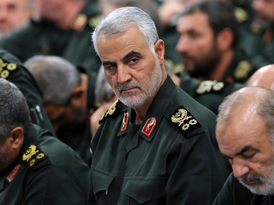 США уничтожили легендарного иранского генерала