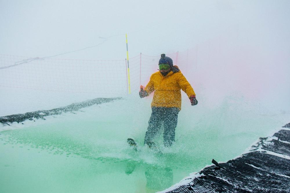 В Шахдаг прошел Berg Water Walkers