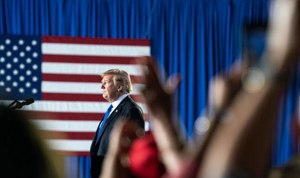 В сенате США началось разбирательство по делу об импичменте Трампа
