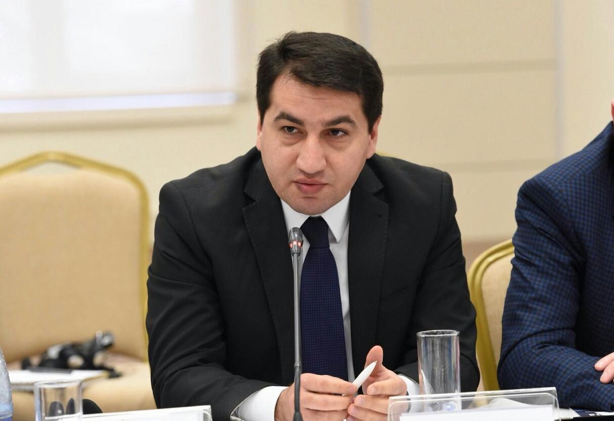 Помощник президента: Приветствуем продолжительную позицию ЕC по поддержке территориальной целостности Азербайджана