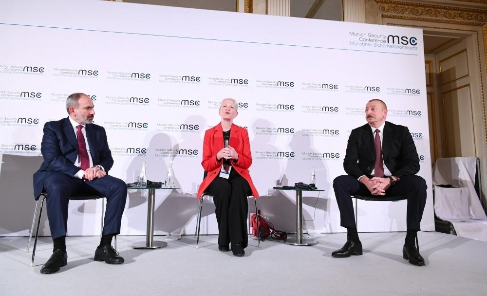 В Мюнхене состоялись панельные обсуждения по армяно-азербайджанскому конфликту