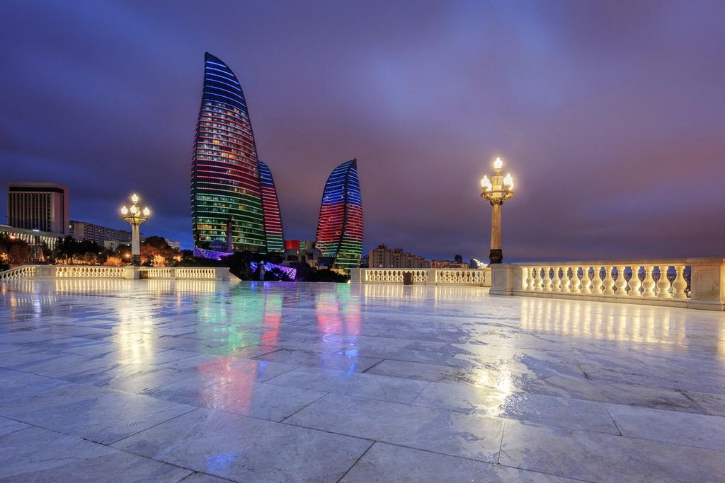 "Новый видеоролик ""Азербайджан"""