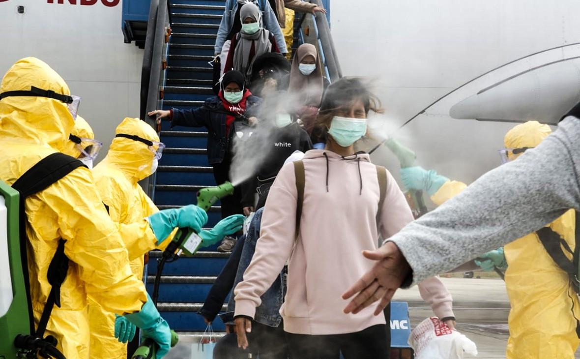 Найден первый официально зараженный коронавирусом
