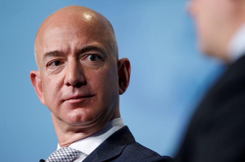 Глава Amazon разбогател за день на 6,4 млрд долларов