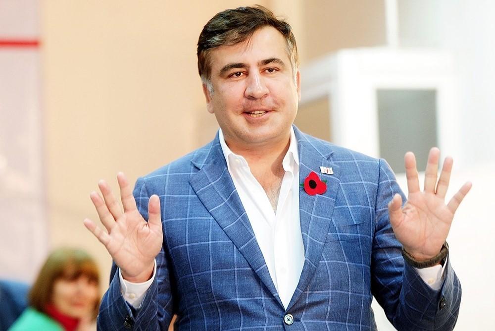 Саакашвили намерен продолжать голодовку до освобождения