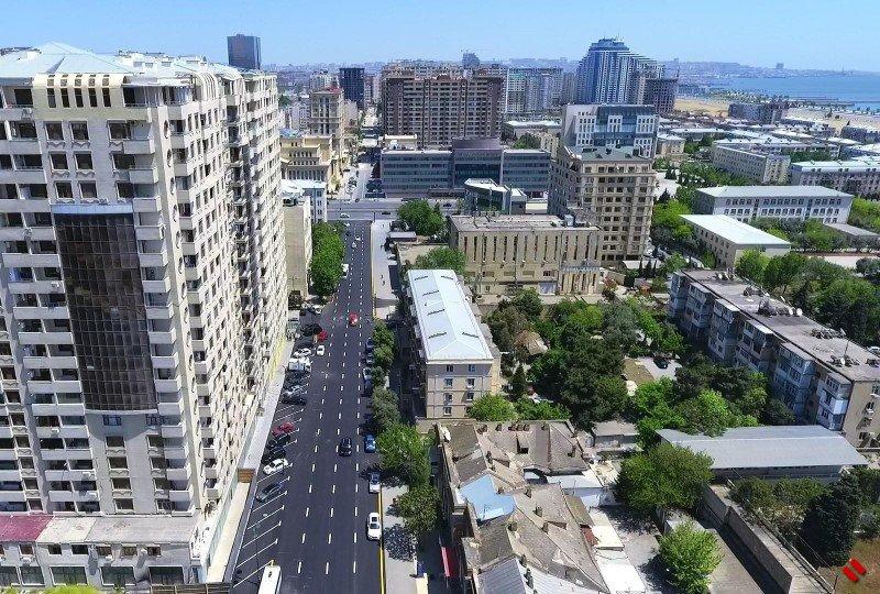 Движение по улице Низами в Баку будет ограничено