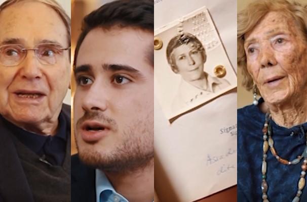 Внуки Топчубашева и Тагиева дали интервью АzTV [Видео]