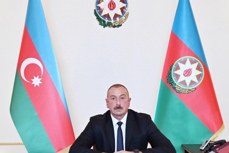 Ильхам Алиев: Мы восстанавливаем историческую справедливость