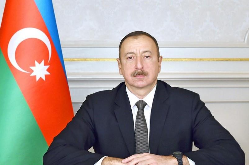 Ильхам Алиев: Поселок Гадрут и несколько сел освобождены от оккупации
