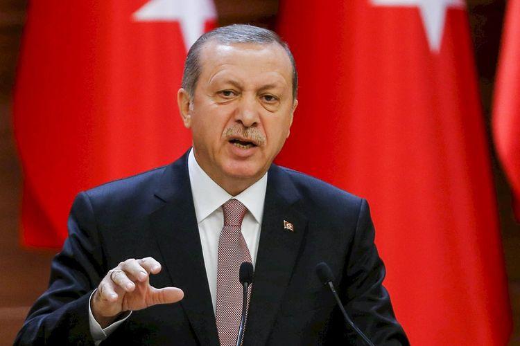 Эрдоган заявил, что Турция и РФ подписали протокол о совместном центре в Нагорном Карабахе