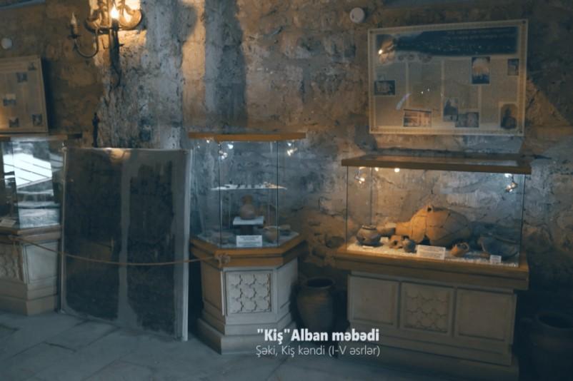 Христианское наследие Азербайджана -  Албанская церкви в селе Киш