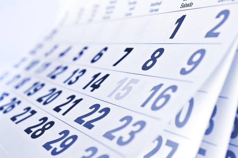 Обнародованы нерабочие дни в 2021 году