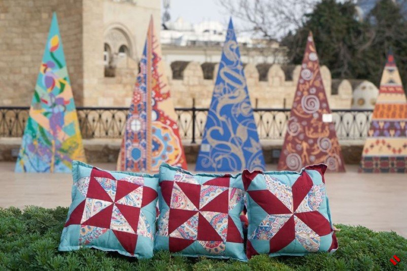 В «Ичеришехер» восстанавливают древнее искусство гурама – ФОТО