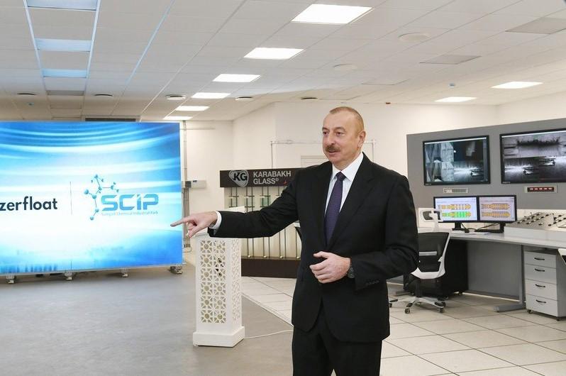 Ильхам Алиев: Восстановление Карабаха занимает особое место в моей деятельности