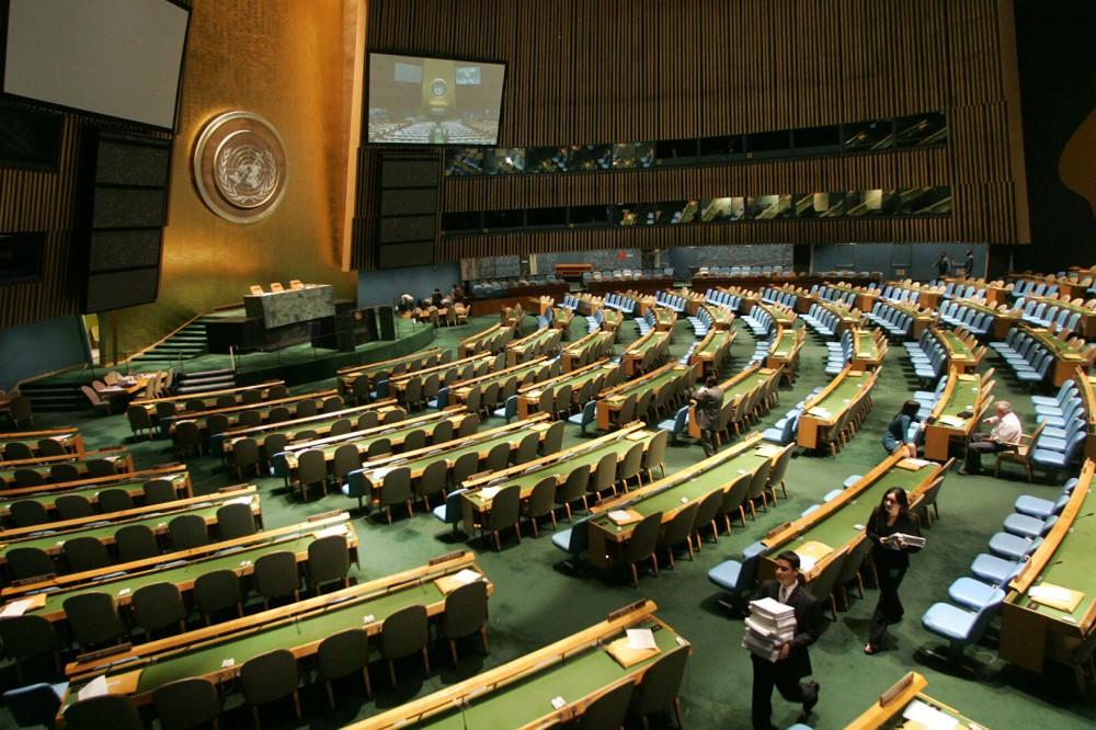 Рокфеллер не будет забирать у ООН землю под штаб-квартирой