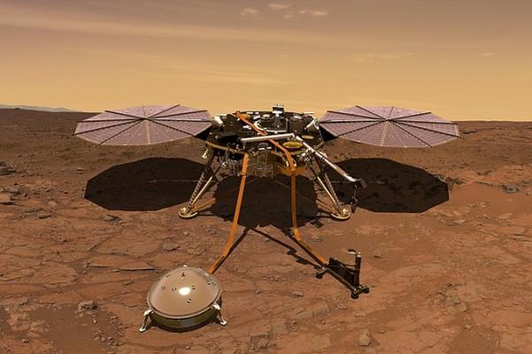 Миссия НАСА: