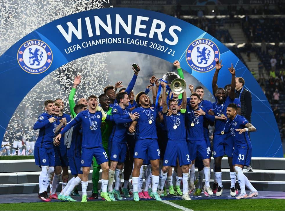 «Челси» обыграл «Манчестер Сити» и стал победителем Лиги чемпионов сезона-2020/2021