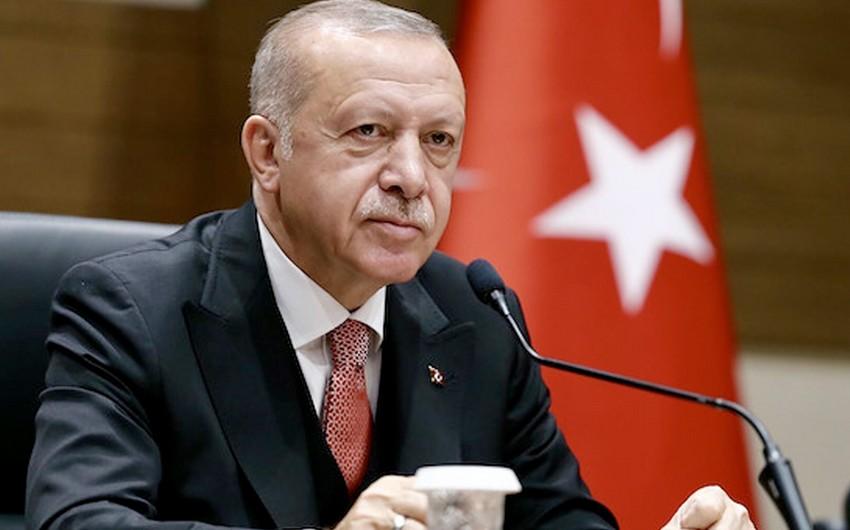 Эрдоган о военных учениях Ирана на границе с Азербайджаном