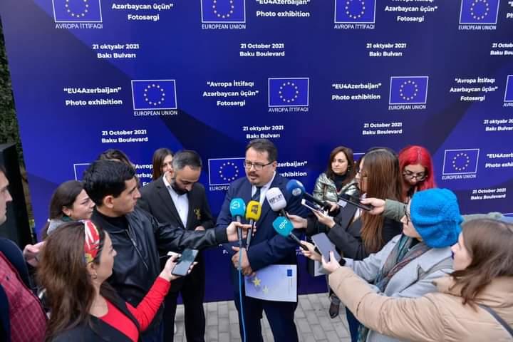 В Баку состоялась церемония закрытия фотовыставки