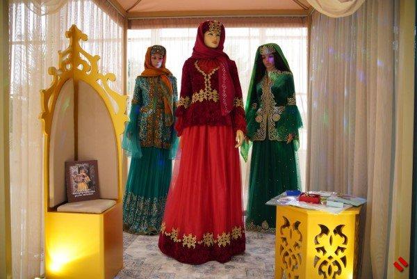 Коллекция национальной одежды