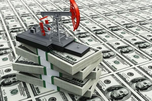 Цена азербайджанской нефти достигла почти 56 долларов