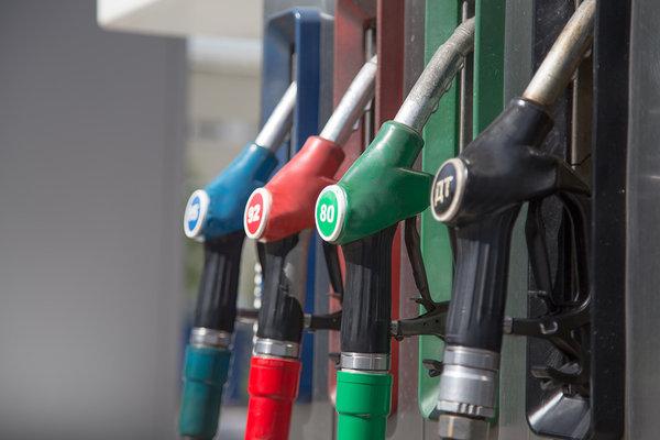 Производство автобензина увеличилось на 2%