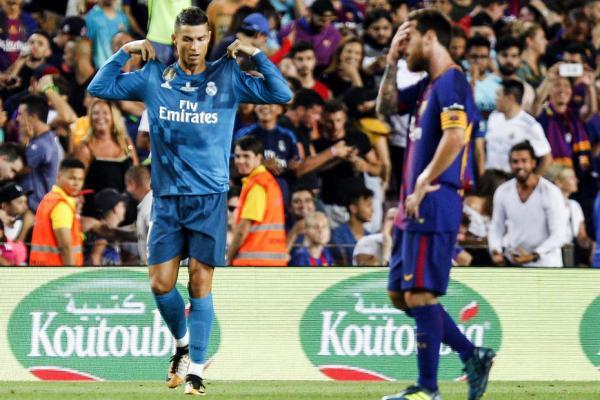 Роналду побил рекорд Месси в Лиге чемпионов