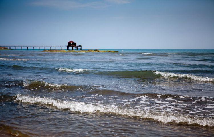 Уровень воды в Каспии достиг самого низкого уровня за 25 лет