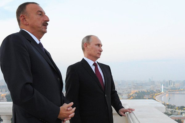 Состоялся телефонный разговор между Президентом Ильхамом Алиевым и Владимиром Путиным