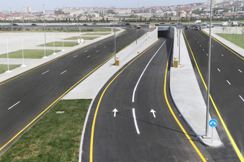 Строительство 54-километрового участка дороги Халдан-Шеки будет завершено в этом году