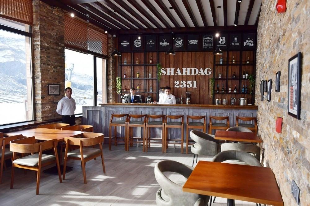 Разрешена деятельность кафе и ресторанов