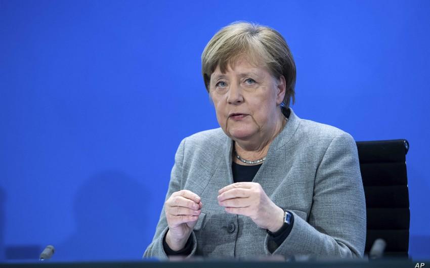 Меркель назвала предстоящие недели самыми тяжелыми для Германии